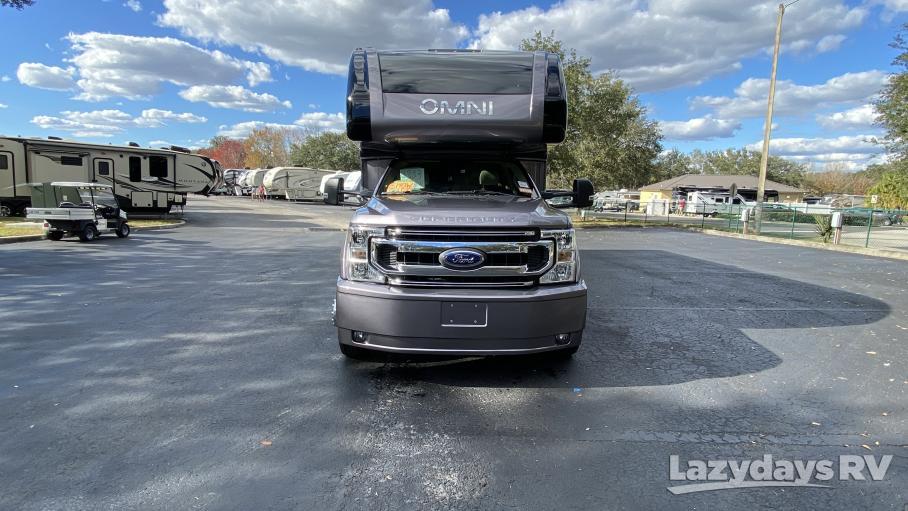 2021 Thor Motor Coach Omni XG32