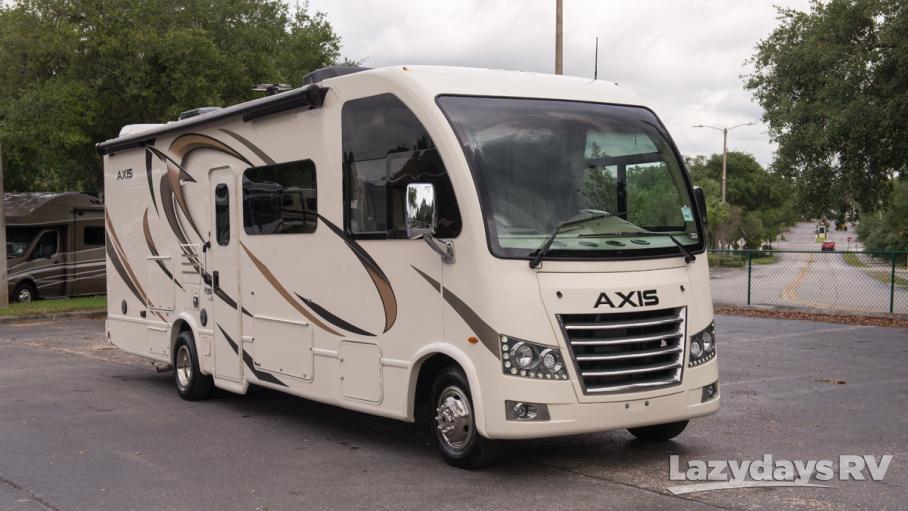 2018 Thor Motor Coach Axis 27.7