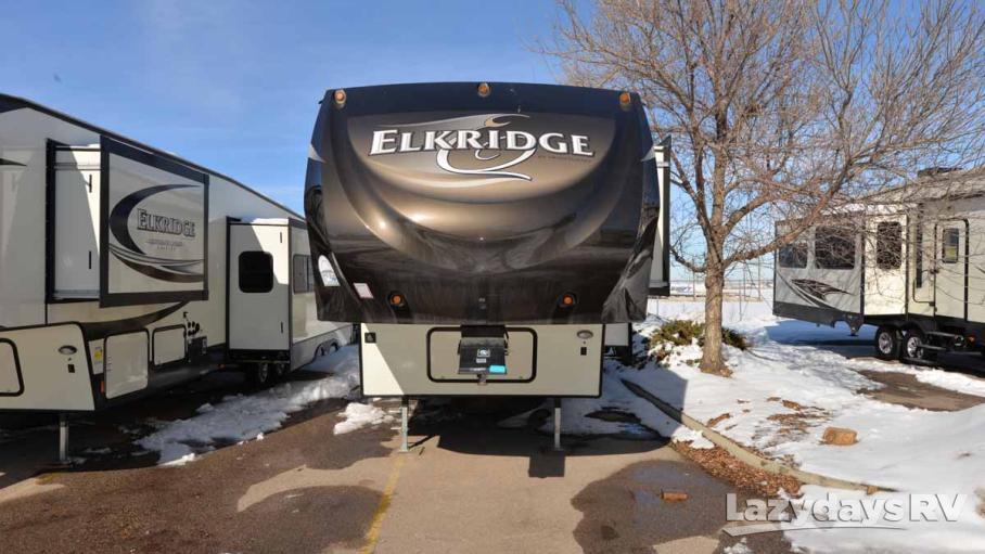 2015 Heartland Elkridge E295