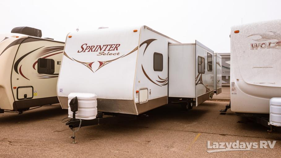2009 Keystone RV Sprinter 31BH