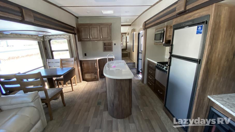 2018 Keystone RV Cougar X-lite 29RLI