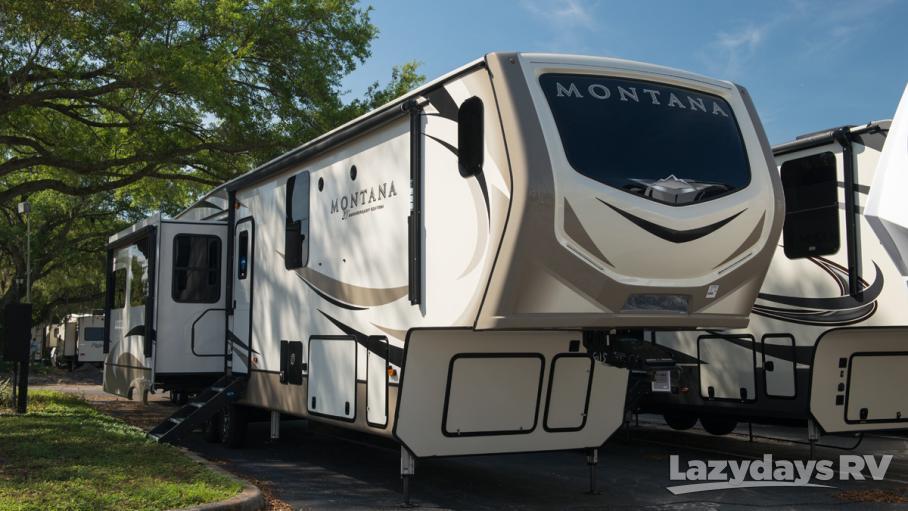 2019 Keystone RV Montana 3921FB