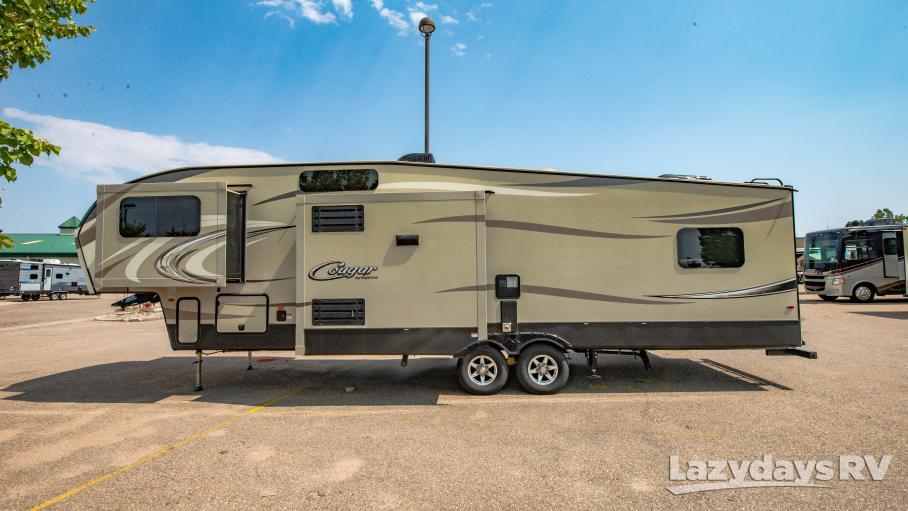 2018 Keystone RV Cougar 337FLS