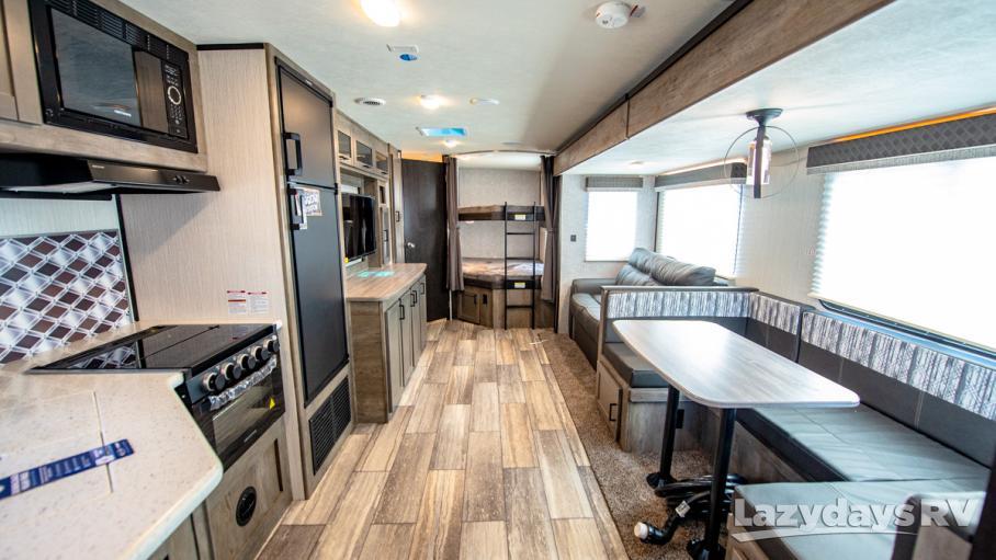 2021 Heartland North Trail 31BHDD