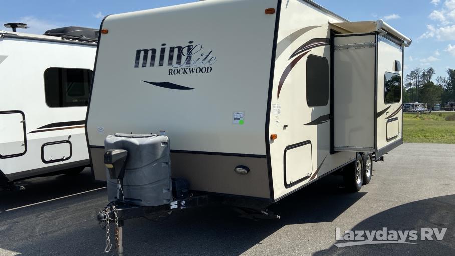 2016 Forest River RV Rockwood Mini Lite 2304KS
