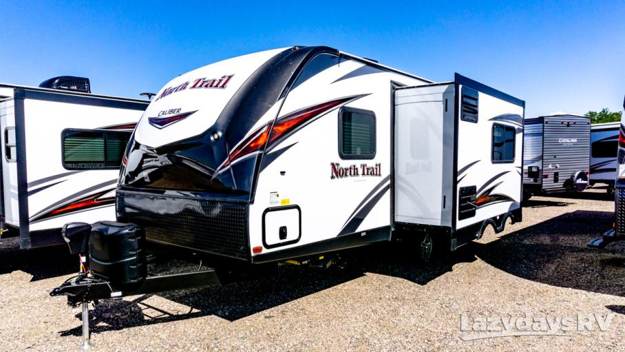 2019 Heartland North Trail 22CRB