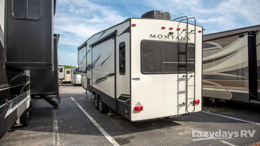 2020 Keystone RV Montana High Country 295RL