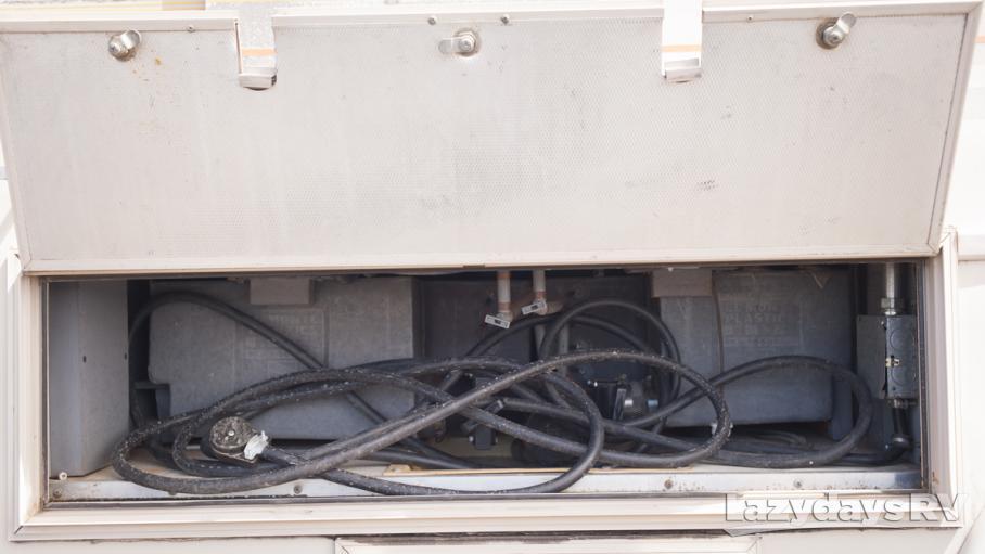 1991 Fleetwood RV Bounder 31K/RT