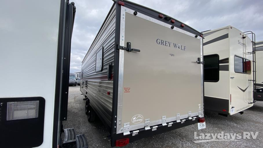 2018 Forest River Grey Wolf 22rr