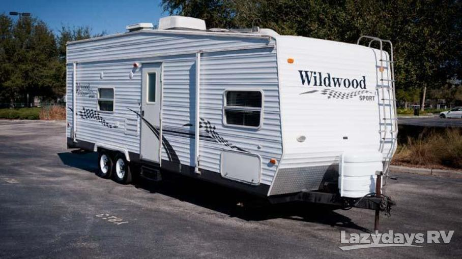 2007 Forest River Wildwood LE 27BH