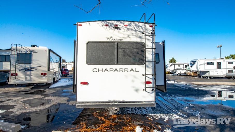 2021 Coachmen Chaparral 336TSIK