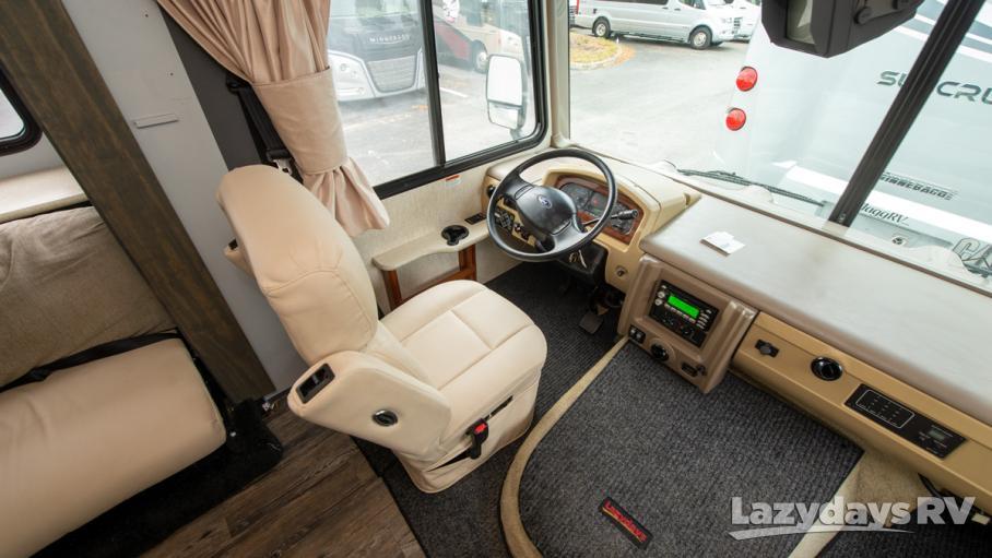 2008 Fleetwood RV Terra LX 34B