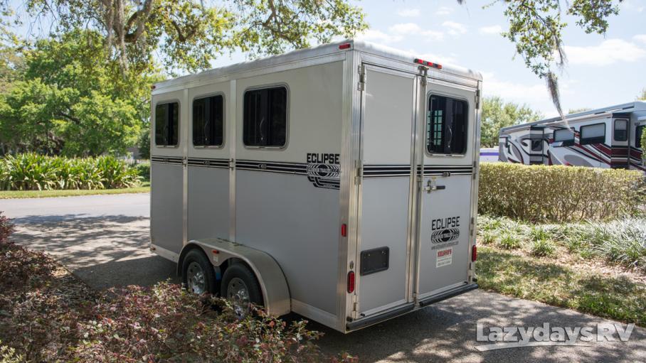 2012 Eclipse Horse Trailer 3 Horse Slant