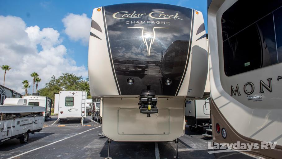 2016 Forest River Cedar Creek Champagne 38EL