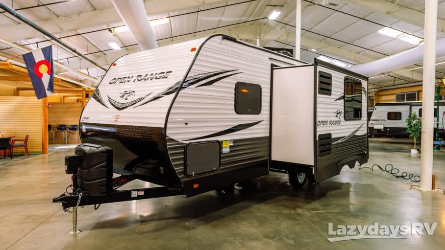 2020 Highland Ridge RV Open Range 21RBS