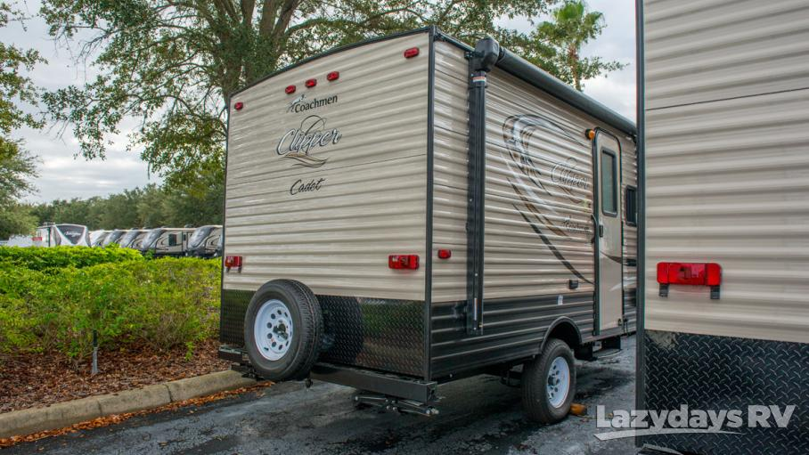 2018 Coachmen  Clipper Cadet 16CBH