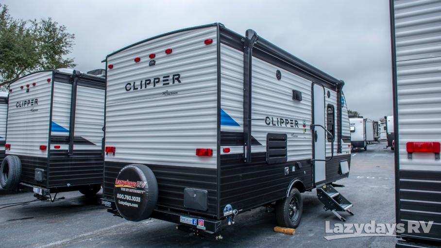 2020 Coachmen Clipper 17FQ