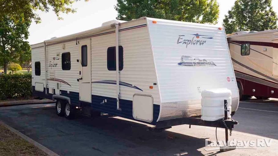 2006 Frontier Explorer T265
