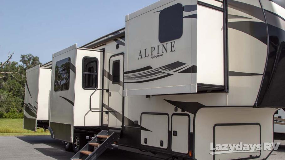 2019 Keystone RV Alpine 3800FK