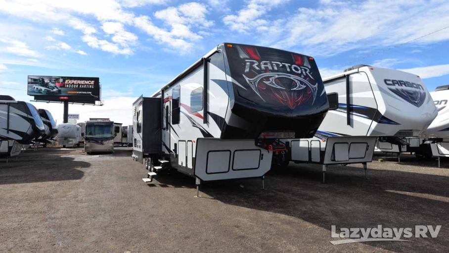 2016 Keystone RV Raptor 425TS
