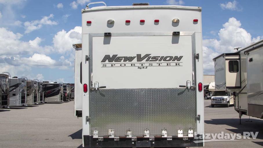 2007 KZ New Vision Sportster 37