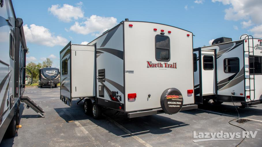 2018 Heartland North Trail 22FBS