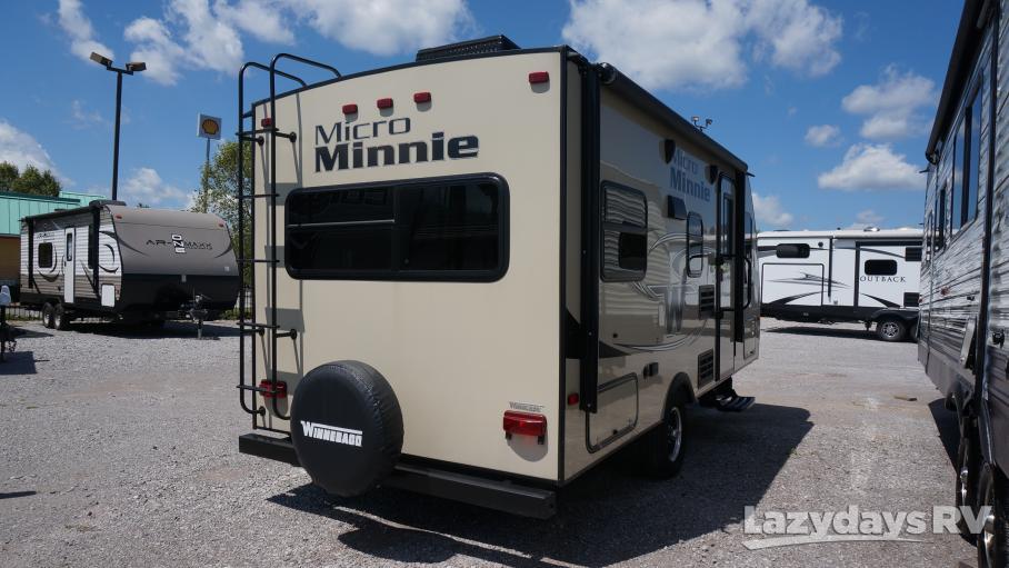 2018 Winnebago Minnie 1705RD