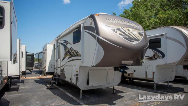 2013 Keystone RV Montana Mountaineer