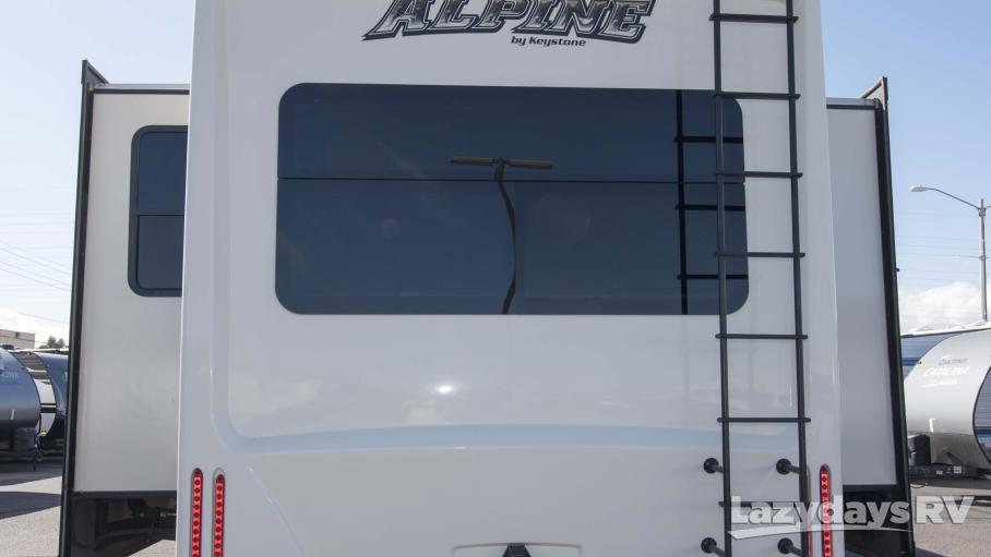 2017 Keystone RV Alpine 3500RL