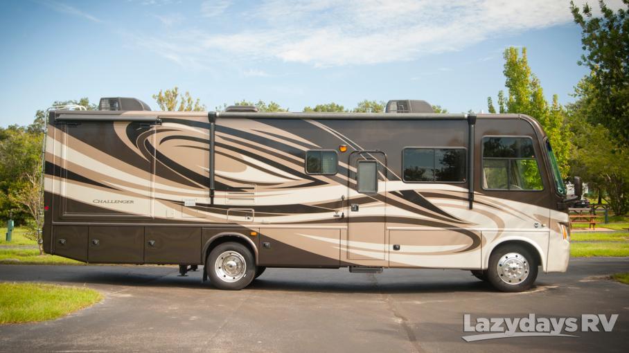 2012 Thor Motor Coach Challenger 32VS