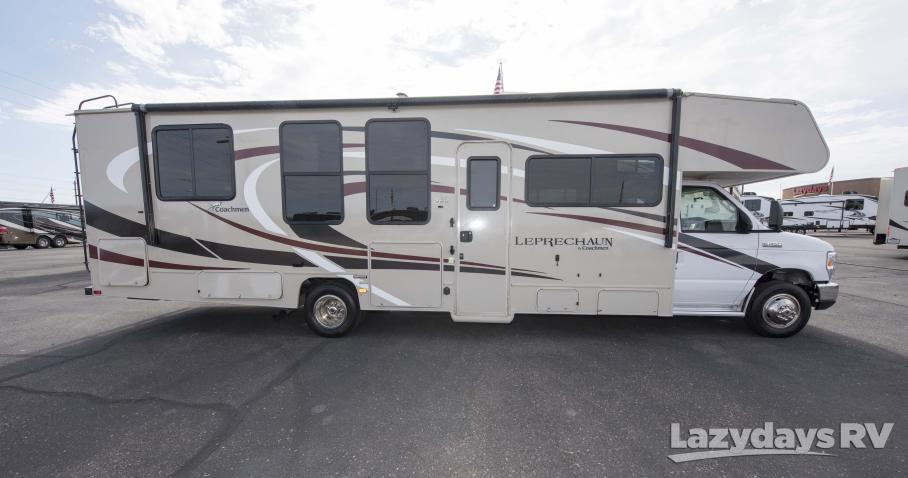 2020 Coachmen Leprechaun 317SA