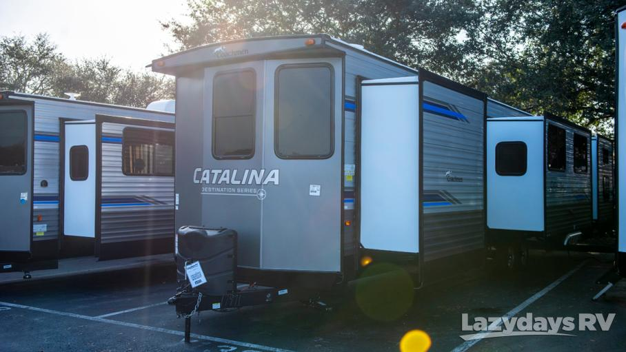 2020 Coachmen Catalina Destination Series 40BHTS