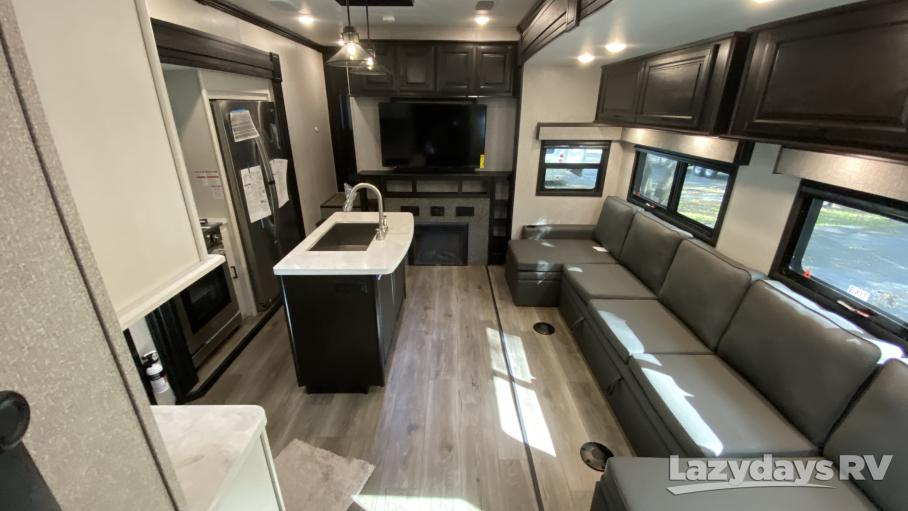 2021 Highland Ridge RV Open Range 376FBH