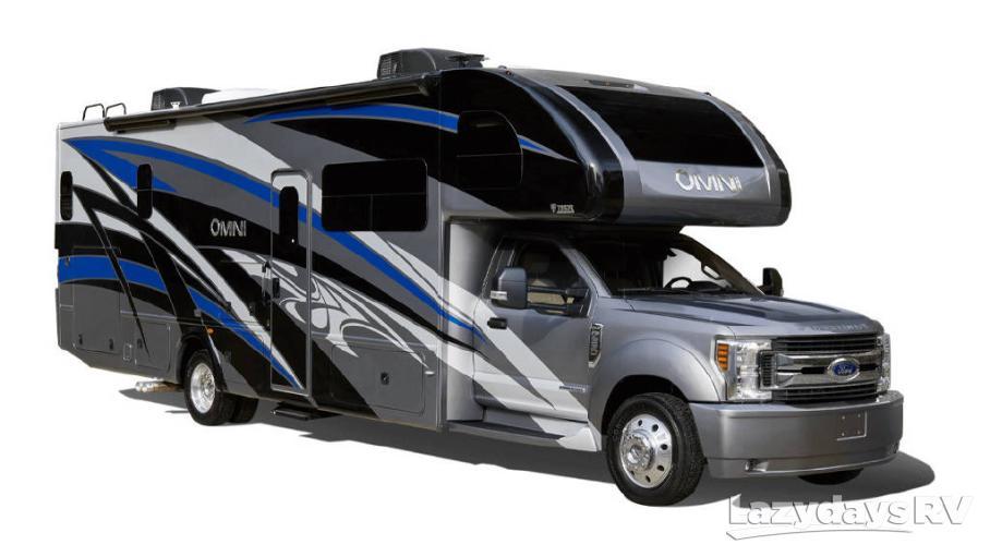 2022 Thor Motor Coach Omni SV34