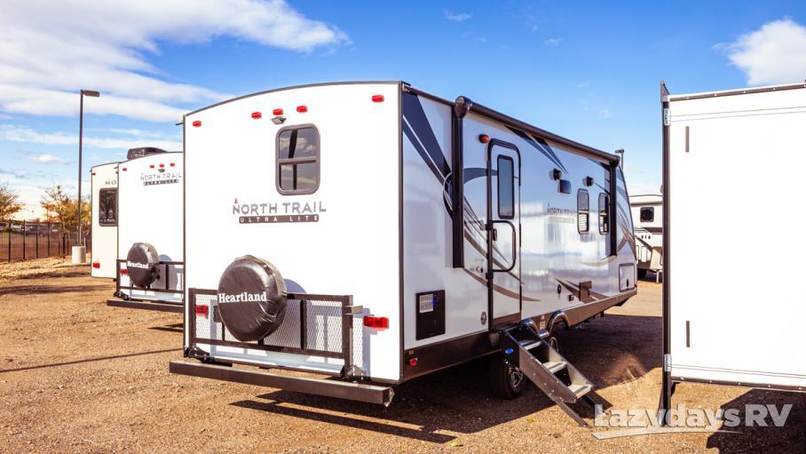 2020 Heartland North Trail 22CRB