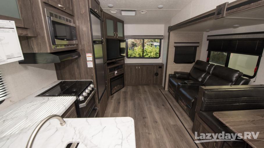 2019 Highland Ridge RV Mesa Ridge Lite 2502RE