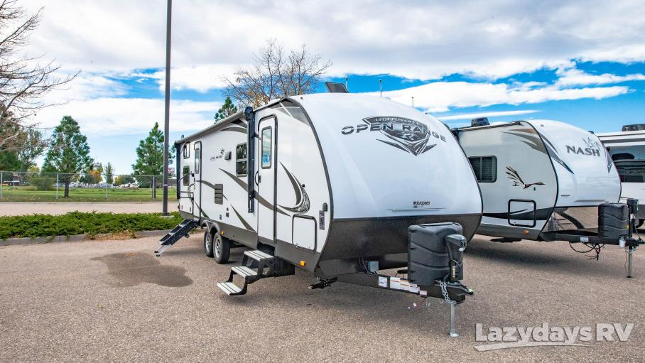 2021 Highland Ridge RV Ultra Lite 2802BH