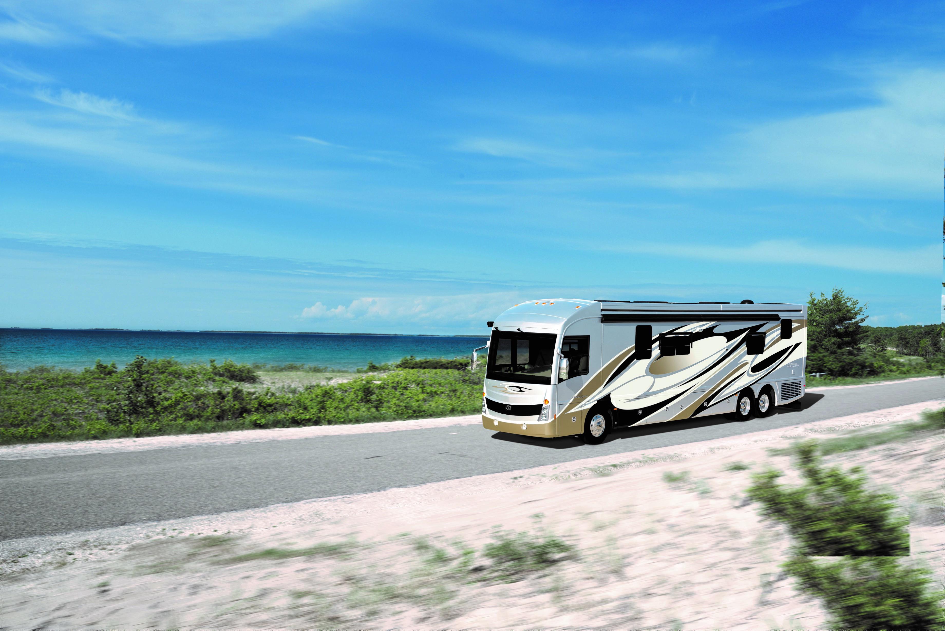 RV road trip to Key West