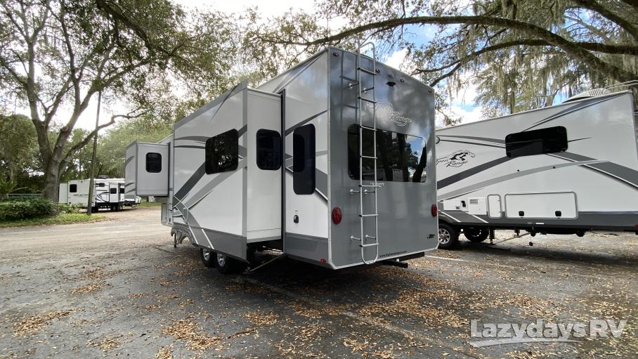 2021 Highland Ridge RV Open Range OF284RLS