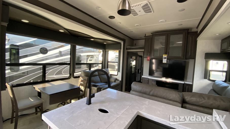 2021 Grand Design Momentum M-Class 395MS
