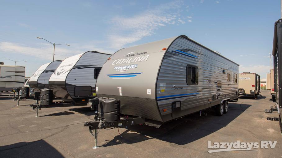 2019 Coachmen Catalina Trail Blazer 26TH