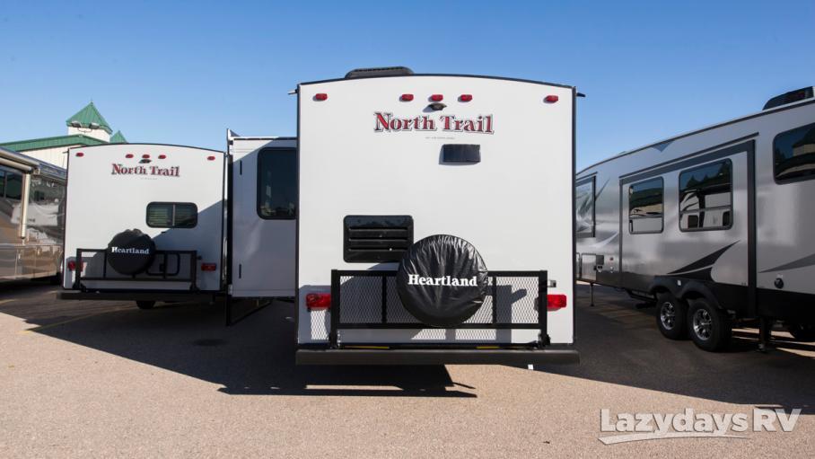2018 Heartland North Trail 28RKDS