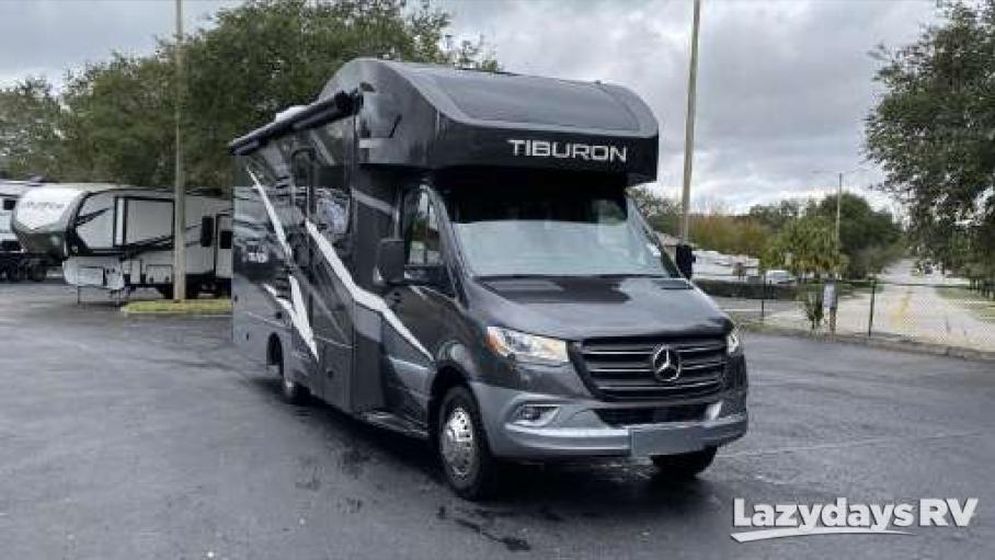 2022 Thor Motor Coach Tiburon
