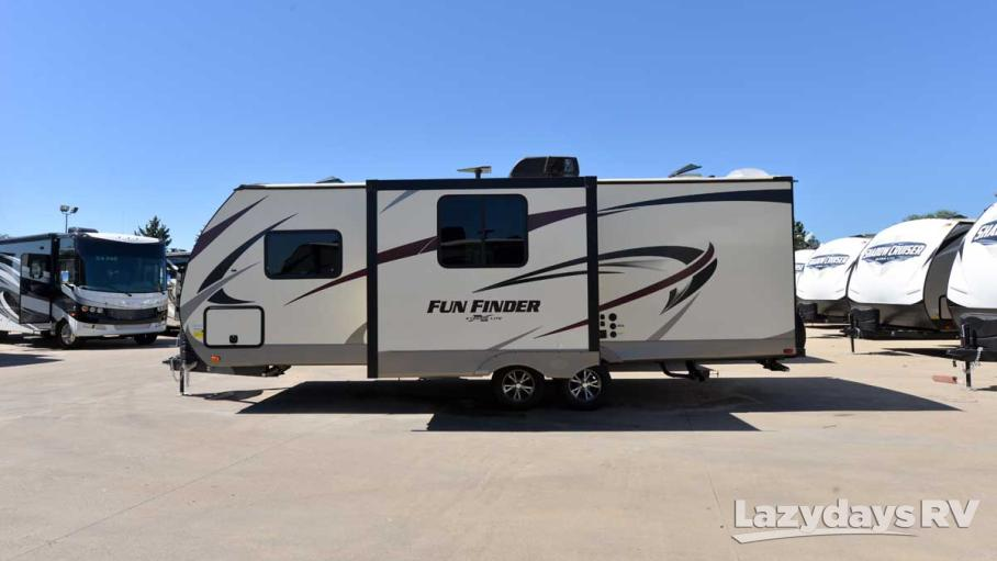 2017 Cruiser RV Fun Finder Xtreme Lite 23bh