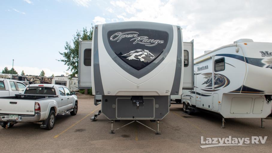 2018 Highland Ridge RV Open Range 370RBS