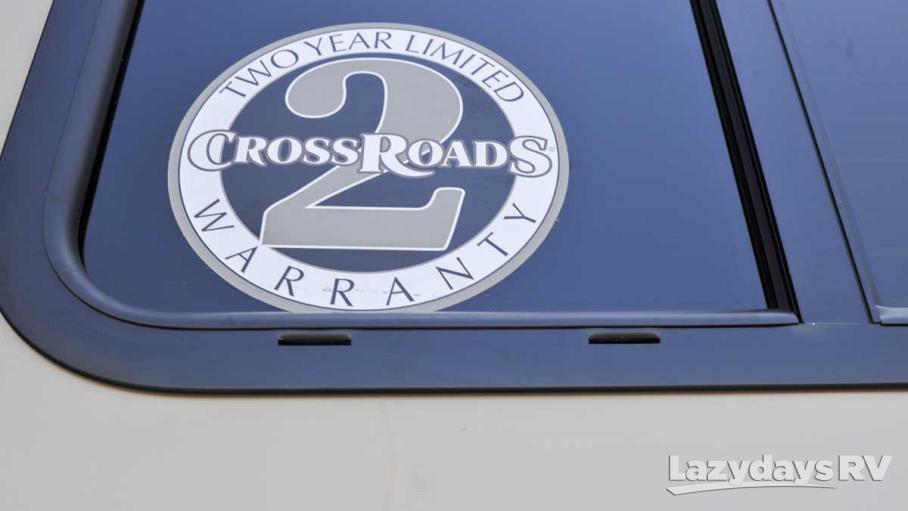 2017 Crossroads RV Cruiser Aire 25SE