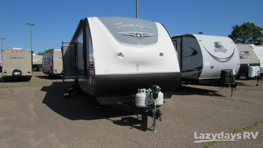 2017 Forest River Surveyor 322BHLE