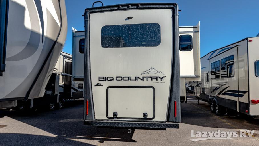 2019 Heartland Big Country 4011ERD