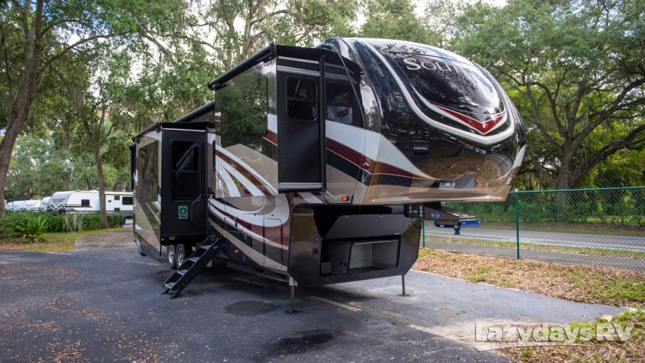 2020 Grand Design Solitude 382WB-R