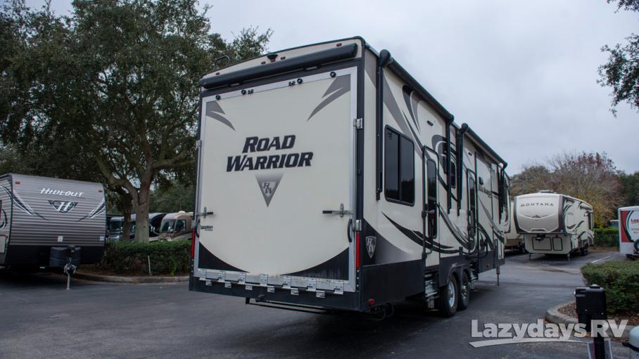 2017 Heartland Road Warrior 362